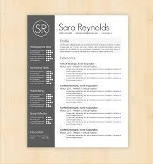 designed resume templates cv format design cv templates cv resume template cv template the sara reynolds by phdpress