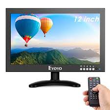 Eyoyo 12'' inch Small HDMI CCTV Monitor, 1366x768 ... - Amazon.com