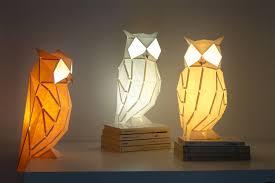 <b>Лампы</b> из <b>Оригами</b>