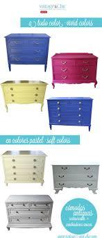 vintage decor clic: de camoda antigua a cambiador para bebac a chest of drawers