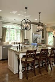 innovative kitchen lighting chandelier antique solid black iron cage chandelier using candlestick blubs beautiful kitchen lighting