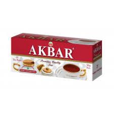 <b>Чай Акбар Лимитед</b> Эдишн <b>черный</b> 25пак