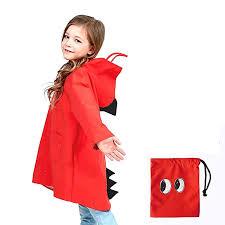 Amazon.com: <b>Toddler Baby Boy Girl Raincoat</b> for <b>Kids</b> Dinosaur ...