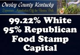 Image result for owsley county ky poorest