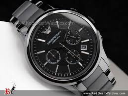 buy emporio armani black ceramica mens watch ar1452 buy watches emporio armani black ceramica mens watch ar1452