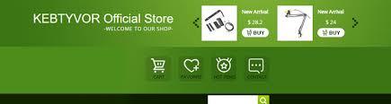 KEBTYVOR Official Store - отличные товары с эксклюзивными ...