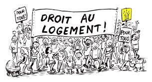 """Résultat de recherche d'images pour """"droit au logement samedi 1er avril cgt"""""""