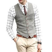 <b>Men's Vintage Vest</b>: Amazon.com