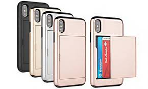 <b>Card</b>-<b>Slot Wallet Case</b> for iPhone | Groupon