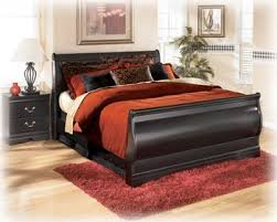 full sleigh bed by ashley furniture cavallino queen storage bedroom set ashley furniture