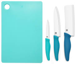 <b>набор ножей</b> Xiaomi Huohou Fire Ceramic Knife <b>Cutting</b> board Set ...