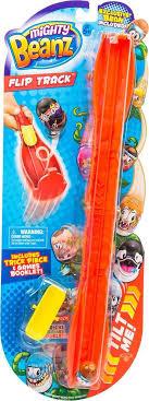 Игровой набор <b>Mighty Beanz Раскладной трек</b>, 66511, оранжевый