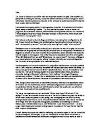 king lear essay thesis proposal   homework for you    king lear essay thesis proposal   image