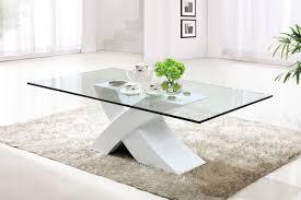 amazing white wood furniture sets modern design:  coffee table minimalist dutch concrete and glass coffee table white modern coffee table amazing
