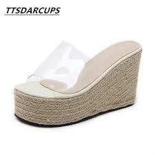 88888 <b>TTSDARCUPS new</b> slopes and sandals Hemp straw soles ...