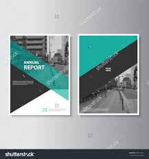 green annual report leaflet brochure flyer stock vector  green annual report leaflet brochure flyer template a4 size design book cover layout design