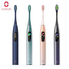 New Global Version <b>Oclean X Pro</b> Electric Toothbrush Touch Screen ...