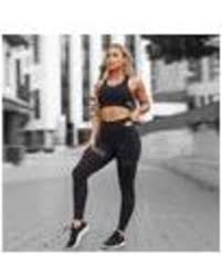 New Savings on <b>Women</b> Yoga <b>Sets</b> Gym <b>Elastic</b> Running <b>Sport</b> Suit ...