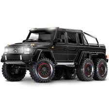 <b>Машинка</b> на радиоуправлении <b>Traxxas TRX</b>-<b>6</b> Mercedes-Benz G ...
