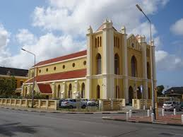 Queen of the Most Holy Rosary Cathedral, Willemstad