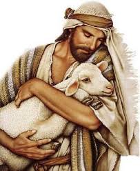Image result for free picture of the Lord as the Good Shepherd