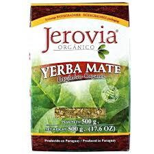 Купить <b>Мате</b> «<b>Jerovia</b>» органик <b>500</b> г в интернет-магазине