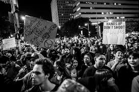 up news photo essay of the recent ferguson protests in los angeles by theonepointeight