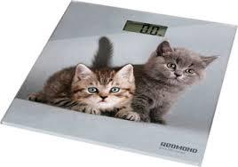 <b>Весы напольные Redmond RS-735</b> (котята) купить в интернет ...