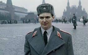 В глазах Захарченко и Плотницкого я увидела боль за тех людей, которых они повели за собой, - Савченко - Цензор.НЕТ 8189