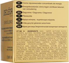 Decleor Orexcellence Energy Concentrate Youth <b>Cream</b> ...