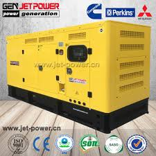 <b>China</b> Automatic Start and Stop 3 Phase <b>Soundproof</b> 125kVA Diesel ...
