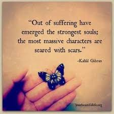 Suffering Quotes on Pinterest   Broken Soul Quotes, Teal Swan and ... via Relatably.com