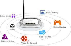 TP Link Wireless Router 740N 140rb BNIB habisin stock sisa 3