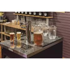 Turbo Air <b>1</b> Door Super Deluxe Series <b>Draft Beer</b> Dispenser - 23 5/8 ...