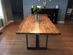 dining table breadboard ends heaton