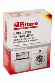 <b>Filtero</b> 601 <b>средство от накипи</b> для стиральных и посудомоечных ...