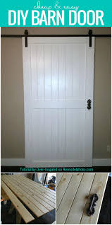17 best ideas about barn door handles sliding doors build this cheap and easy diy barn door for around 80 plus tips for finding
