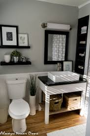 advises diy bathroom remodel
