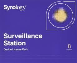 <b>Synology</b> IP Camera <b>License Pack</b> for 8 (CLP8)