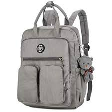 Thethan Women Backpack Multi-Pocket Large <b>Capacity</b> Waterproof