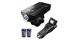 <b>Nitecore BR35</b> 1800 Lumen Rechargeable Bike Light -<b>CREE XM</b>-<b>L2</b> ...
