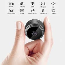 <b>Icy</b> A9 <b>Mini</b> WIFI Camera <b>HD 1080P</b> Video Camera Wide-angle Lens ...