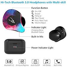 True <b>Bluetooth</b> Wireless Earbuds, <b>TWS Bluetooth</b> Wireless ...