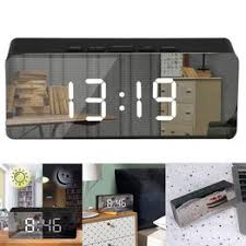 Creative LED Digital Alarm Clock Night Light Thermometer ... - Vova