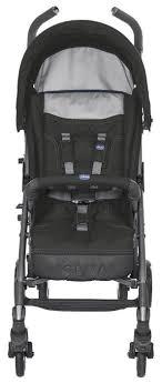 Купить Прогулочная <b>коляска Chicco Lite</b> Way3 Top jet black по ...