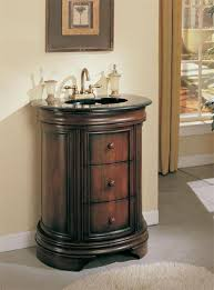 vanity small bathroom vanities: small bathroom vanity cabinet unusual small bathroom vanity with tube shape featured  drawers and undermount sink plus gold faucet