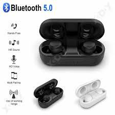 <b>A5 TWS Wireless Earbuds</b> Bluetooth 5.0 Stereo Sound Earphones ...