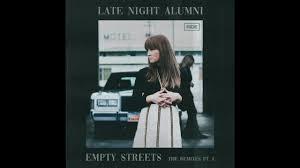 New Empty <b>Streets Remixes</b> by... - Late Night Alumni