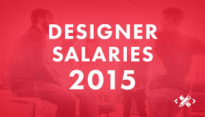 average salary for digital graphic designer in 2015