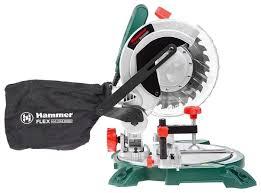 Торцовочная <b>пила Hammer STL1400</b>/<b>210</b> — купить по выгодной ...